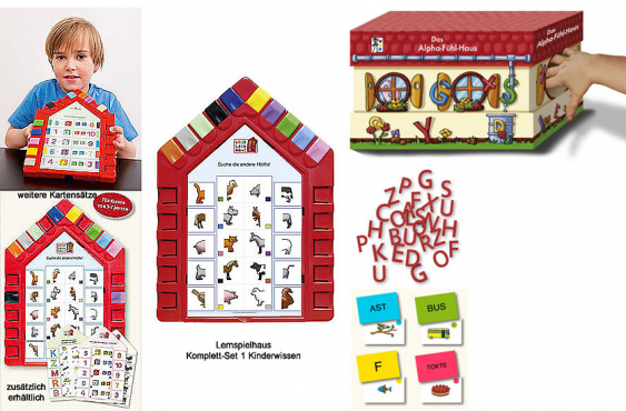 learning playing house