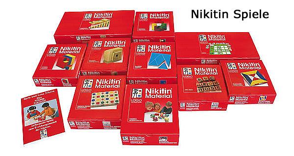 Nikitin games