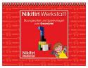 Nikitin Werkstattheft - Übungskarten /Spielvorlagen Geowürfel N5