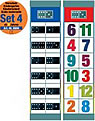 Flocards Set SK3: counting and numbers