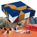 N1 Nikitin Pattern cubes