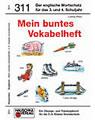 English - Mein buntes Vokabelheft