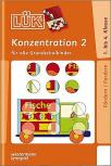 LUK Konzentration 2, 1. bis 4. Klasse